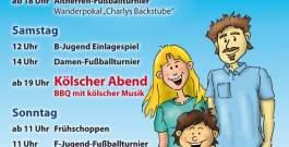 AH Kleinfeldturnier um den Charly´s Backstube Wanderpokal am 17.08.2018