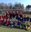 Der FC Pech hat wieder vier F-Jugendmannschaften
