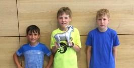 Pecher Tischtennis-Nachwuchs begeistert auch beim 1. FC Köln