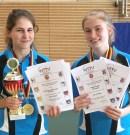 Pecher Mädchen dominieren die Tischtennis-Kreismeisterschaft