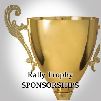 Rally Sponsorships for store.