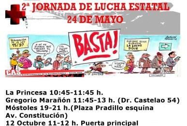 Listas de espera CAS Madrid