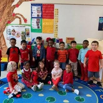 Preschool 4s Class