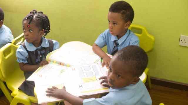 Franklin Comprehensive School boy1