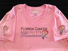FCS Bling Pink Shirt