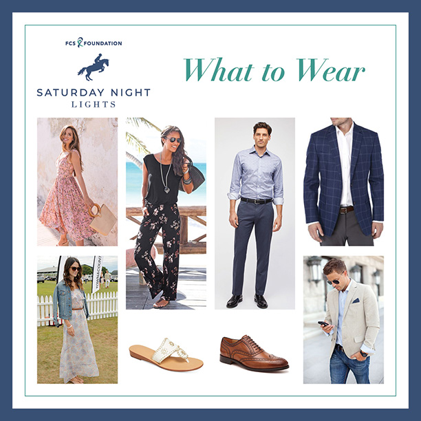 Saturday Night Lights 2020 What To Wear