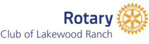 Lakewood Ranch Rotary logo