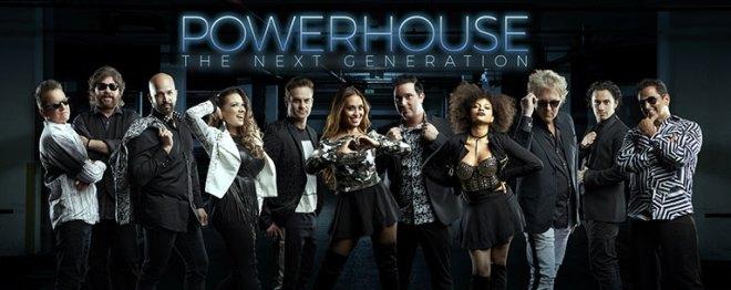 Powerhouse The Next Generation band photo