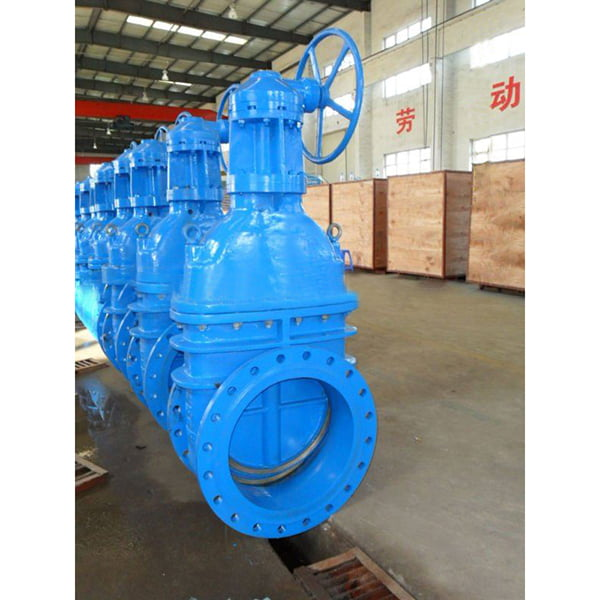 FCV Hard seal gate valve