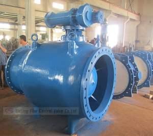TLFC-Piston type flow control valve
