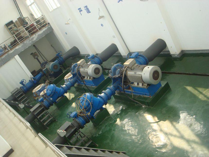 Water plant valve