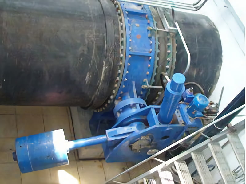 Hydropower station inlet valve factory-TIELING FCV