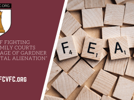 Fear of Fighting the Family Courts