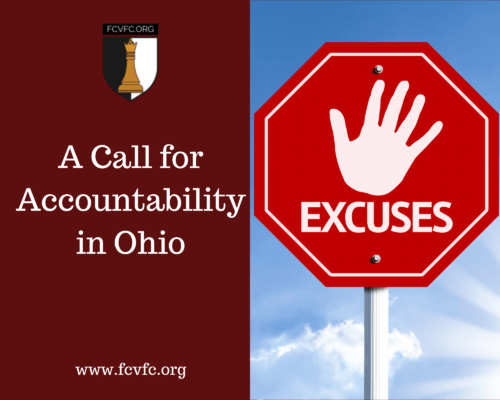 A Call for Accountability in Ohio