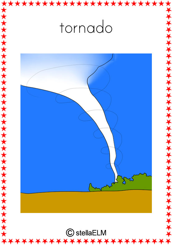 Tornado Images Drawing