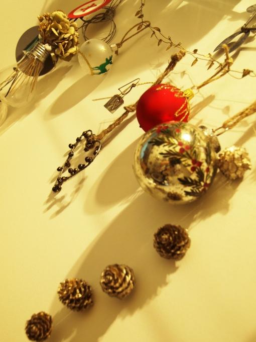 2014budクリスマス飾り付け