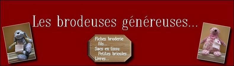 Le blog de brodeuse généreuse