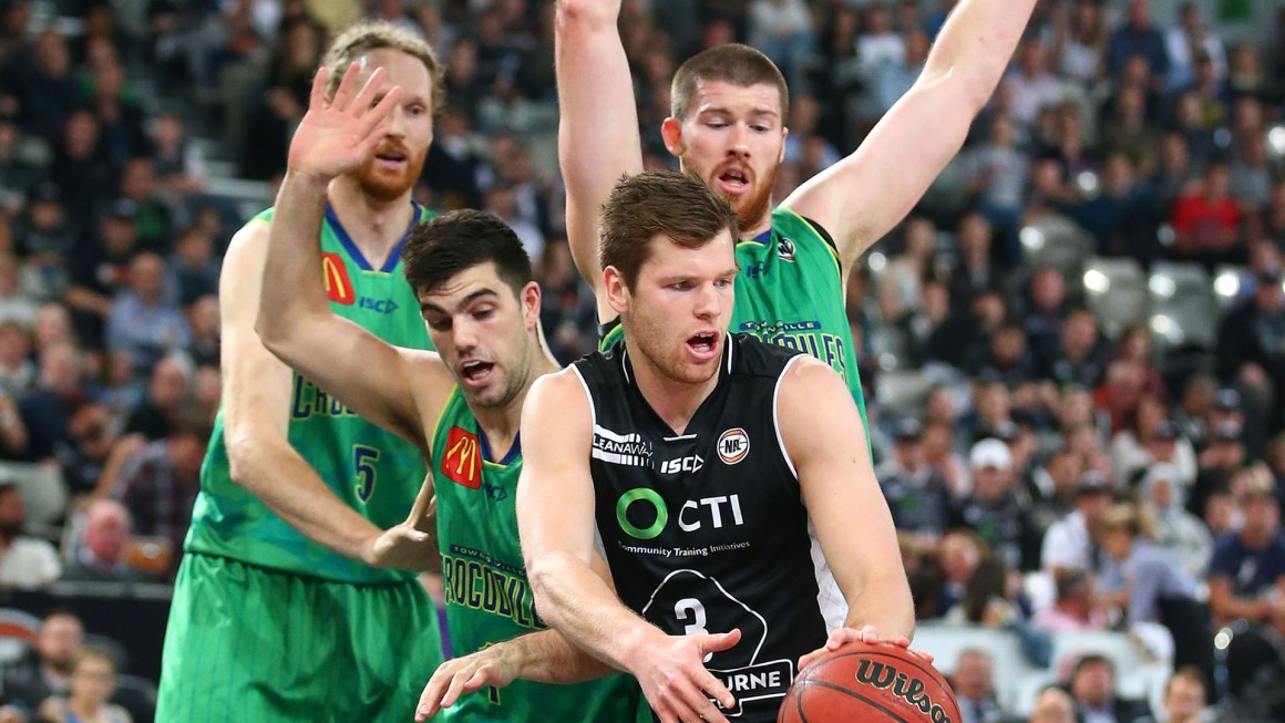 HADZIOMEROVIC USING NBL1 AS OPPORTUNITY TO GET BACK TO NBL