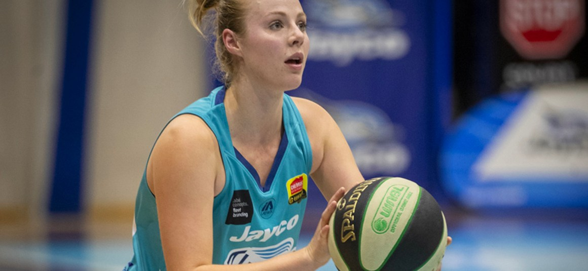 KIERA ROWE JOINS BLUES FOR NBL1 2020