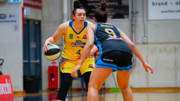 TAHLIA TUPAEA JOINS BLUES FOR NBL1 2020