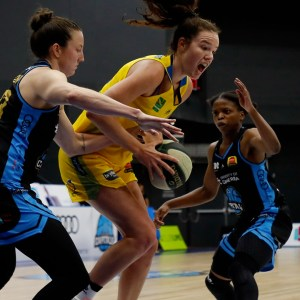 LARA MCSPADDEN JOINS BLUES FOR NBL1 SOUTH 2020