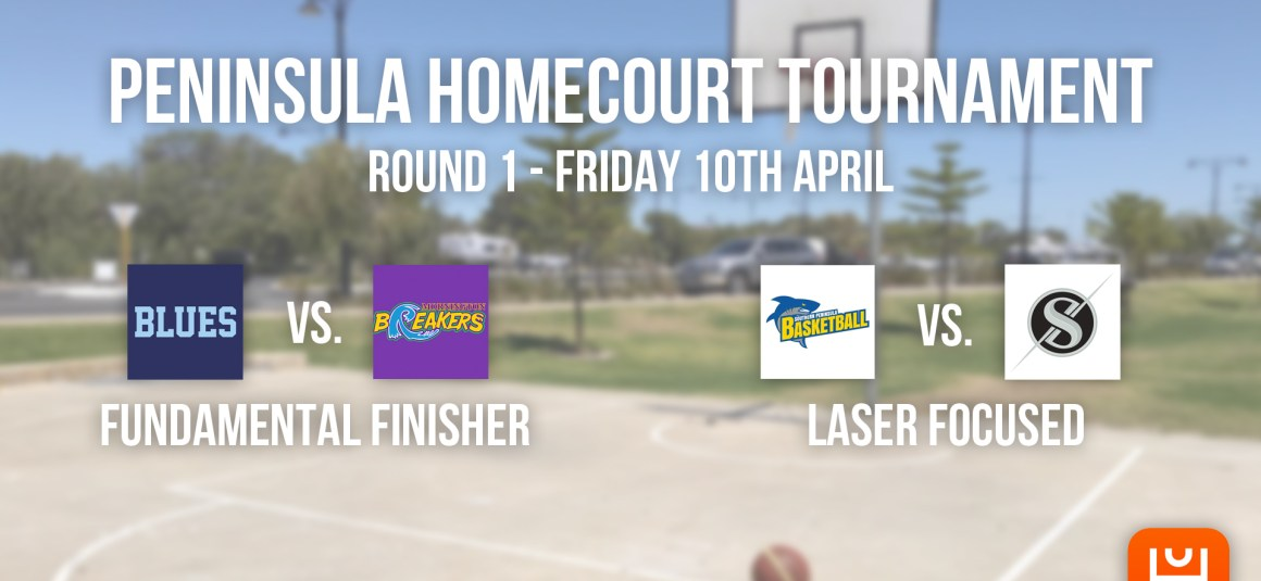 PENINSULA HOMECOURT TOURNAMENT – ROUND 1 RESULTS