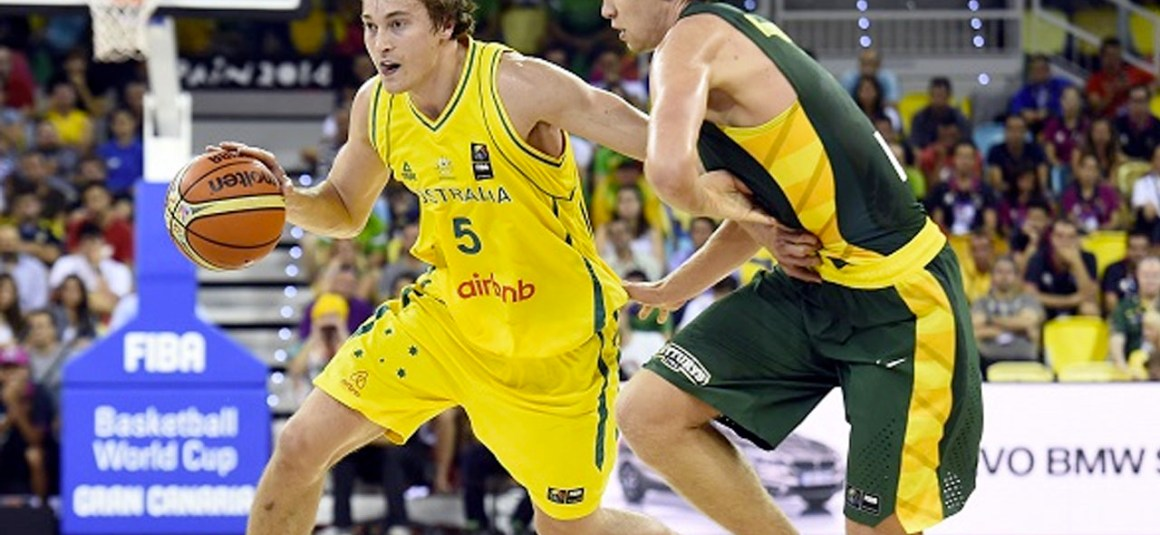 Q&A: RYAN BROEKHOFF ON RIO 2016, NBA PATHWAYS, AND THE BOOMERS' CHEMISTRY