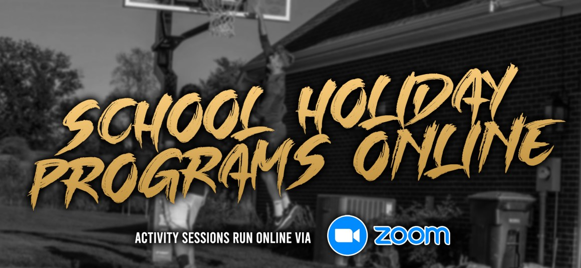 SEPTEMBER/OCTOBER SCHOOL HOLIDAY PROGRAMS ONLINE
