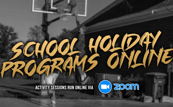 SEPTEMBER/OCTOBER SCHOOL HOLIDAY PROGRAMS ONLINE