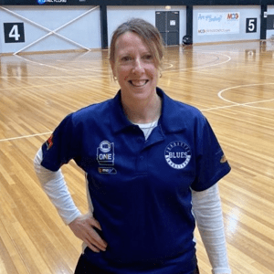 KERRYN MITCHELL TO LEAD YOUTH LEAGUE WOMEN
