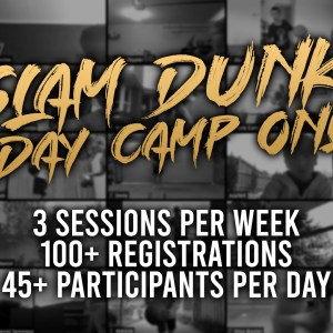 SLAM DUNK HOLIDAY CAMP ONLINE RECAP