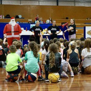 FRANKSTON BASKETBALL PRE-CHRISTMAS 2020 HOLIDAY CAMPS