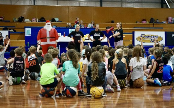 FRANKSTON BASKETBALL PRE-CHRISTMAS 2020 HOLIDAY CAMPS