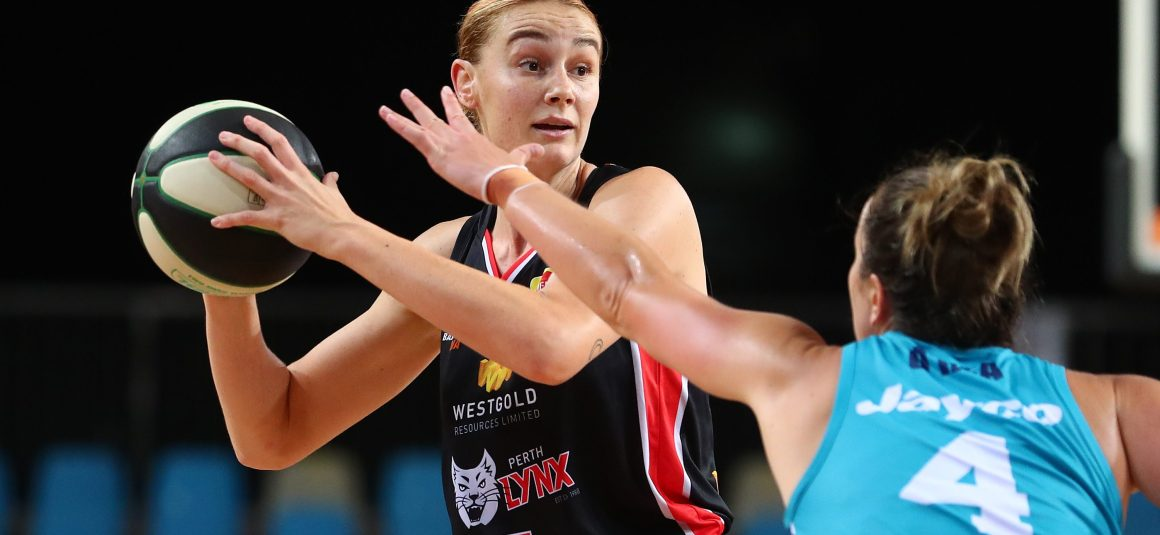 DARCE GARBIN RE-SIGNS WITH PERTH LYNX FOR SEASON 2021/22