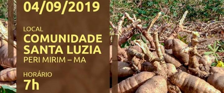 Dia de Campo na Comunidade de Santa Luzia em Peri-Mirim