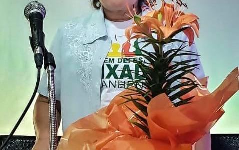 Ana Creusa despede-se da presidência do Fórum em Defesa da Baixada Maranhense