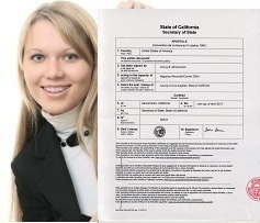 Changes In California Apostille Procedures