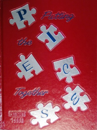 2001 Fort Dorchester Patriot Yearbook Cover