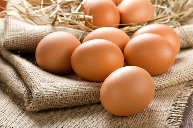 Egg sales hit record levels