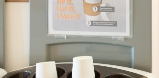 UK wakes up and smells the coffee (cup recycling)