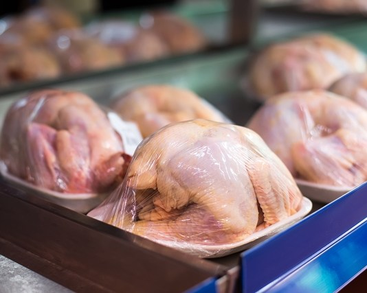 Antibiotic usage down in British poultry meat sector
