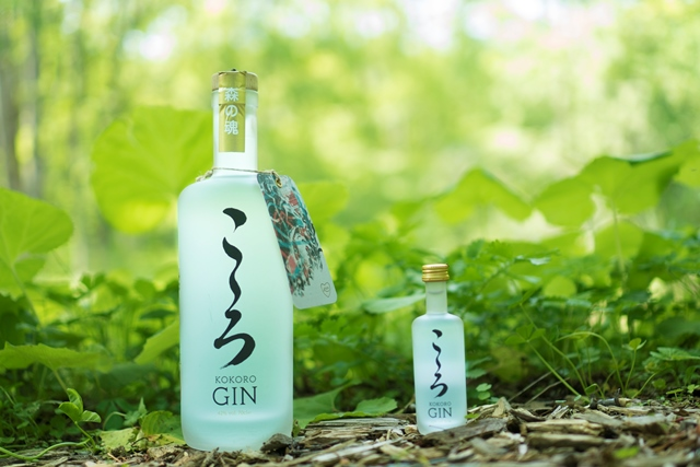 Kokoro Gin targets catering with new miniatures launch