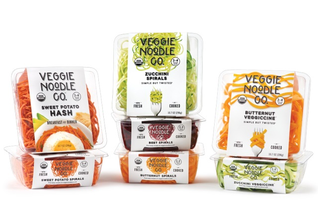 In brief: Equity injection boosts production at Veggie Noodle Co.