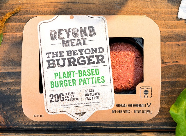 Tyson beefs up investment in Beyond Meat