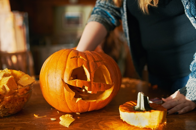 Pumpkin waste the biggest scare this Halloween