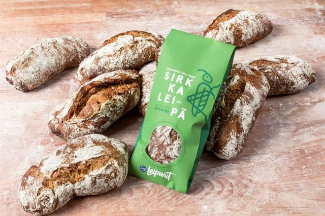 Finnish food giant Fazer first to launch insect bread