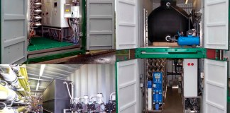 """Axium Process' membrane filtration systems are """"on the move"""""""