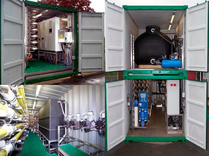 "Axium Process' membrane filtration systems are ""on the move"""