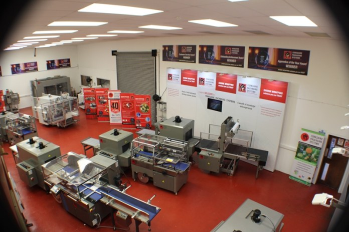 New state-of-the-art showroom for YPS