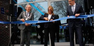tna opens food processing hub in Netherlands